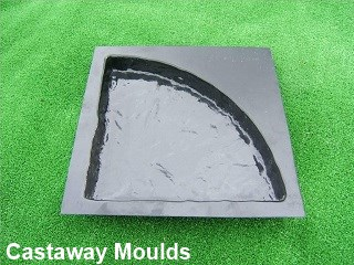 Yorkstone Quarter  Circle Mould