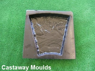 Winding Paver Mould