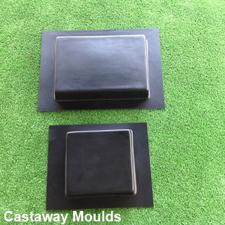 Large Smooth Cobblestone Moulds