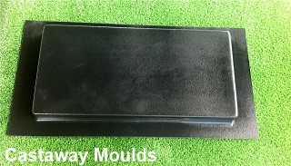Smooth Oblong Paver Mould for Concrete Casting